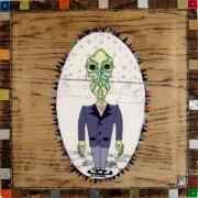 Green Man, Purple Suit