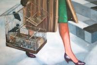 John Abrams, The Birds: Birdcage