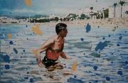 John Abrams, To Catch a Thief: The Beach