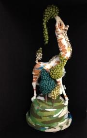 Winter Summer Giraffe