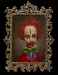 Musician Clown