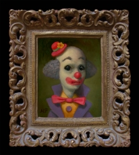 Purple Clown