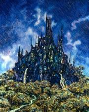 The Palace of Rain Lantern