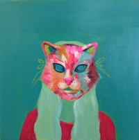 Catty Cat Face