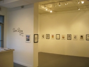 Installation shot, welcome to the show