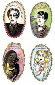 Dain, Richard, Amity, Octavia (Pg. 5)
