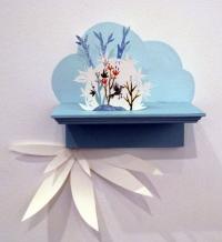 Untitled Shelf Installation #1
