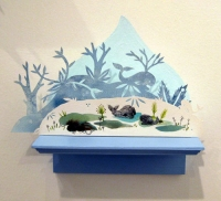 Untitled Shelf Installation #2
