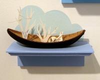 Untitled Shelf Installation #4
