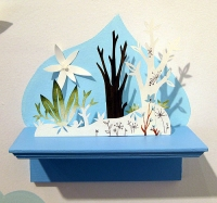 Untitled Shelf Installation #5