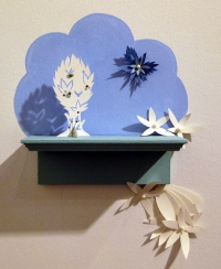 Untitled Shelf Installation #6