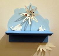 Untitled Shelf Installation #7