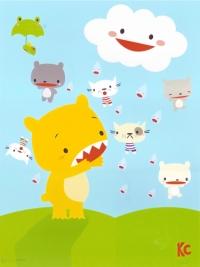 Raining Cats & Bears