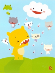 Raining Cats & Bears