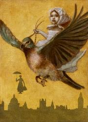 Deirdre Sullivan-Beeman, Bluebird Girl