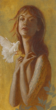 Deirdre Sullivan-Beeman, Dove Girl