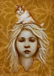 Deirdre Sullivan-Beeman, Tomcat Girl