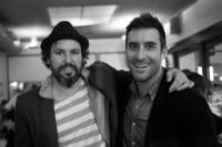 Jean-Pierre Roy & Michael Kagan