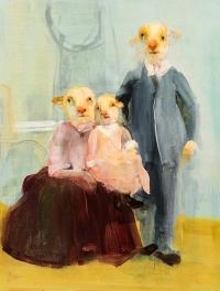 Sheep Family