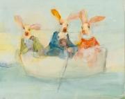 Lifeboat (Blue)