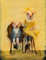 Siblings Yellow