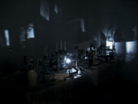 Installation shot of The Shadows Cast by Ordinary Objects