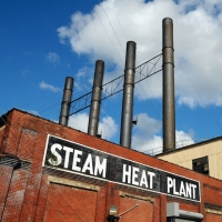 Steam Heat Plant, Youngstown, OH